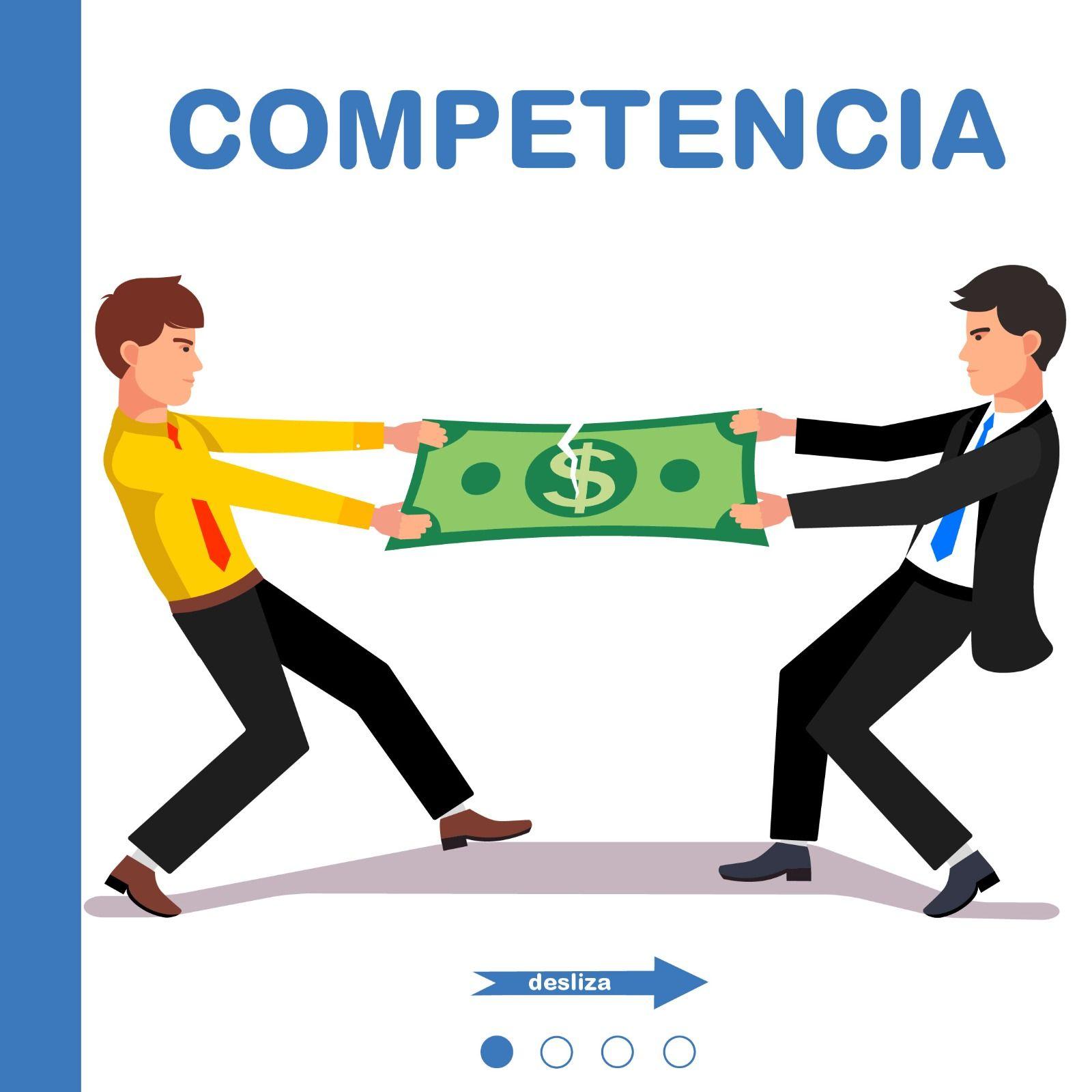 Competencia... ¿en positivo?